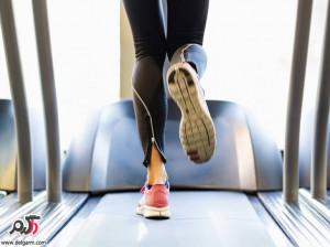 فواید دویدن روی تردمیل را میدانید؟!