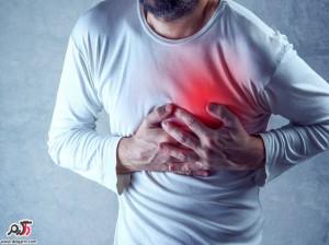 آنژین قلبی+ علت و پیشگیری از این عارضه