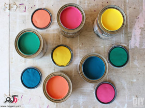 رنگهای مناسب برای دکوراسیون داخلی منزل