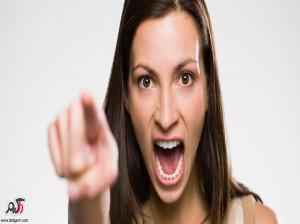 تاثیر عصبانیت به سلامت بدن