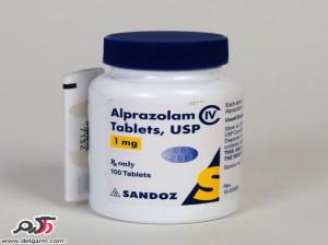 موارد مصرف قرص آلپرازولام و عوارض جانبی این دارو
