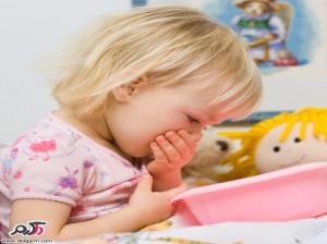درمان تهوع و استفراغ در کودکان