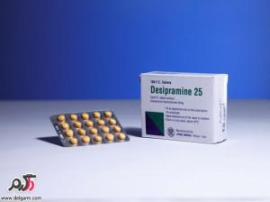 موارد مصرف قرص دسیپرامین یا دزیپرامین
