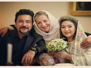 بیوگرافی کامل باران خوش اندام همسر امیر حسین صدیق
