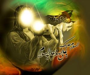 متن مداحی منصور ارضی و احمد واعظی در شب هفتم محرم (روضه و نوحه)