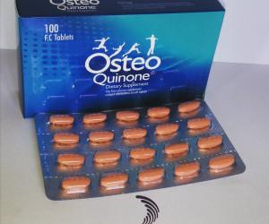 مزایای مصرف مکمل استئوکینون (Osteo Quinone)