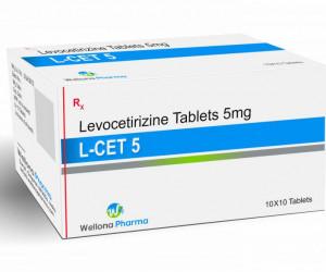 آشنایی با داروی ضد حساسیت لووسیتریزین