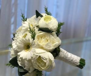 البومی از دسته گل عروس مصنوعی جدید ویژه سال ۲۰۱۹ (۵۰ عکس)
