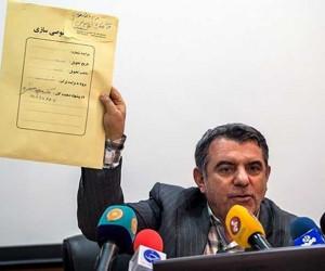 پوری حسینی : چرا رئیس سازمان خصوصی سازی ممنوع الخروج شد ؟