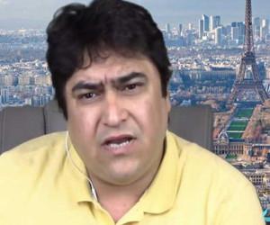 علت دستگیری روح الله زم مدیر کانال آمدنیوز