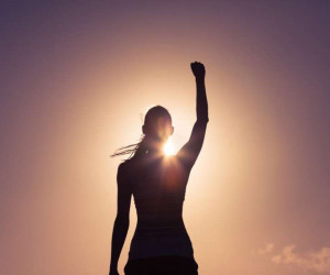 راه حل هایی ساده برای تبدیل شدن به یک زن قوی