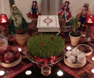 سفره هفت سین عید نوروز را چه زمانی باید جمع کنیم ؟