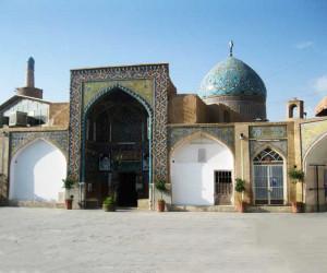 نام و آدرس مساجد خیابان هاتف اصفهان