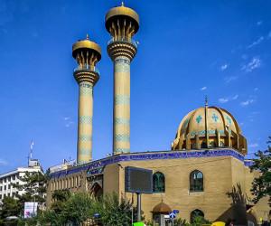 لیست نام و آدرس مساجد منطقه ۱ الی ۷ تهران
