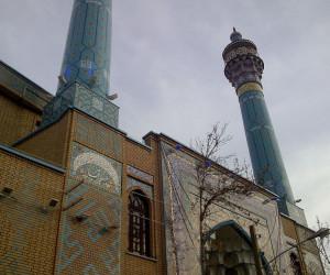 لیست نام و آدرس مساجد منطقه ۸ الی ۱۱ تهران