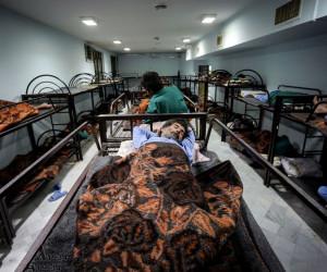 گرمخانه مشهد : گرمخانه خانه سبز سرپناه شهروندان بی خانمان مشهد