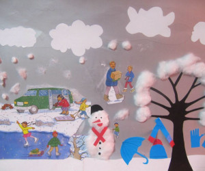 شعر کودکانه زمستان : ۲۰ شعر برتر و زیبا درباره زمستان برای کودکان