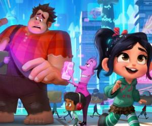 دانلود و تماشای انیمیشن رالف خرابکار ۲