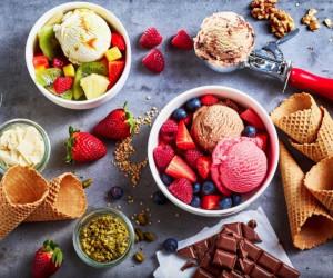 طرز تهیه ۷ بستنی میوه ای خانگی با طعم های فوق العاده