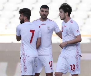 سه گل برای شروع مهمترین بار تیم ملی؛