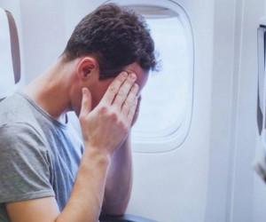 چرا در هواپیما احساس سنگینی سر می کنیم؟
