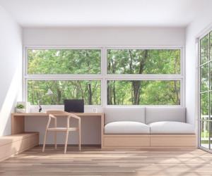 در و پنجرهی باکیفیت، راه رسیدن به آرامش !