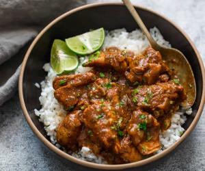 طرز تهیه مرغ چیکن تیکا ماسالای هندی
