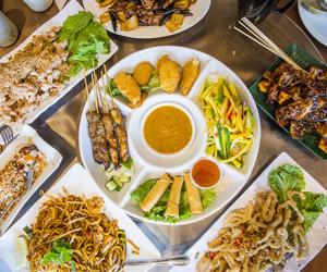 معروف ترین و خوشمزه ترین غذاهای مالزی