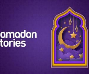 چگونه استیکر ramadan در استوری اینستاگرام قرار دهیم ؟