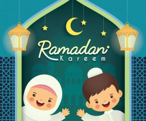 نقاشی عید فطر : مجموعه ای زیبا از نقاشی های کودکانه عید فطر برای رنگ آمیزی