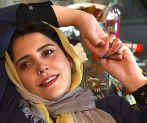 جدیدترین عکس شبنم قربانی و همسرش امین میرشکاری