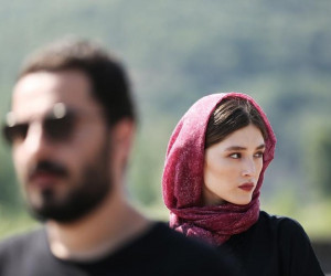 تبریک تولد فرشته حسینی به نوید محمدزاده سوژه شد