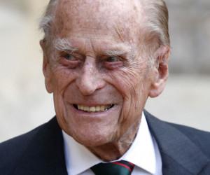 تشییع جنازه باشکوه شوهر ملکه با حضور خانواده سلطنتی
