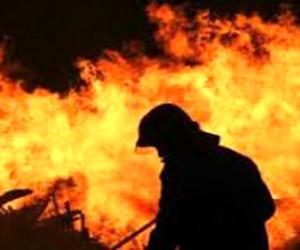 آتش سوزی مرگبار در کارخانه فوم پردیس