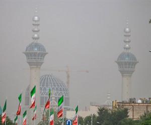 وضعیت آلودگی هوای اصفهان تا یک هفته آینده