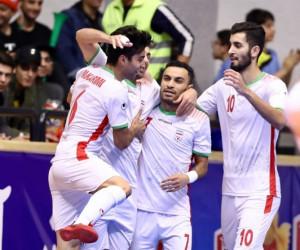 درخشش ایران در جدیدترین رنکینگ فوتسال جهان 2020
