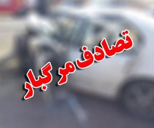 18 کشته و مصدوم در حادثه واژگونی سرویس کارکنان پالایشگاه اصفهان