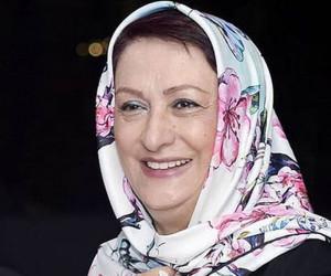 زرگری حرف زدن مریم امیرجلالی در برنامه شام ایرانی