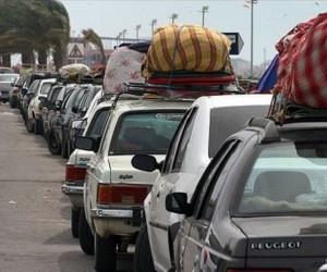 سفر نوروزی با ماشین شخصی ممنوع شد