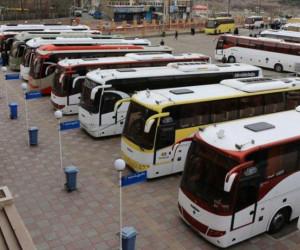 پیش فروش بلیط اتوبوس نوروزی 1400 ممنوع شد