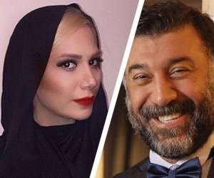 ادعای نامزدی یک بازیگر با علی انصاریان !
