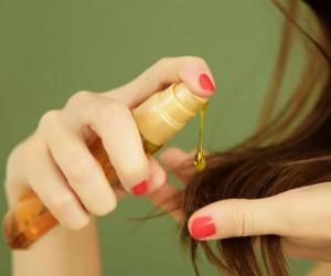 ماسک مو برای موهای چرب و وز