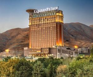 آشنایی با هتل اسپیناس پالاس تهران + آدرس و تلفن هتل