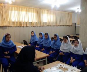 مدارس غیرانتفاعی ابتدایی دخترانه منطقه ۵ تهران + آدرس و تلفن