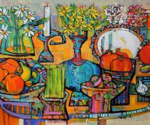 گلچین برترین اشعار سعدی در وصف بهار و عید نوروز
