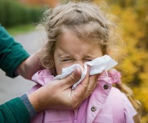 آنفلوانزا (فلو) کودکان | پیشگیری و درمان آنفلوانزا در کودکان