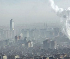 اخطاریه هواشناسی درمورد تشدید آلودگی هوا