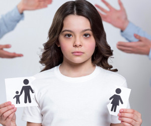 آشنایی با قوانین ملاقات فرزند در طلاق توافقی