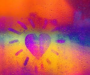 50 عکس رویایی و زیبای باران روی شیشه