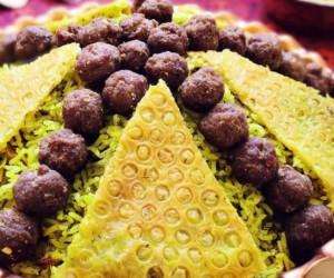 سبزی کلم پلو شیرازی چیست ؟ نکاتی مهم برای پخت کلم پلو شیرازی